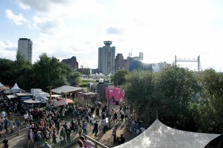 Dockville Festival 2016 Sonntag