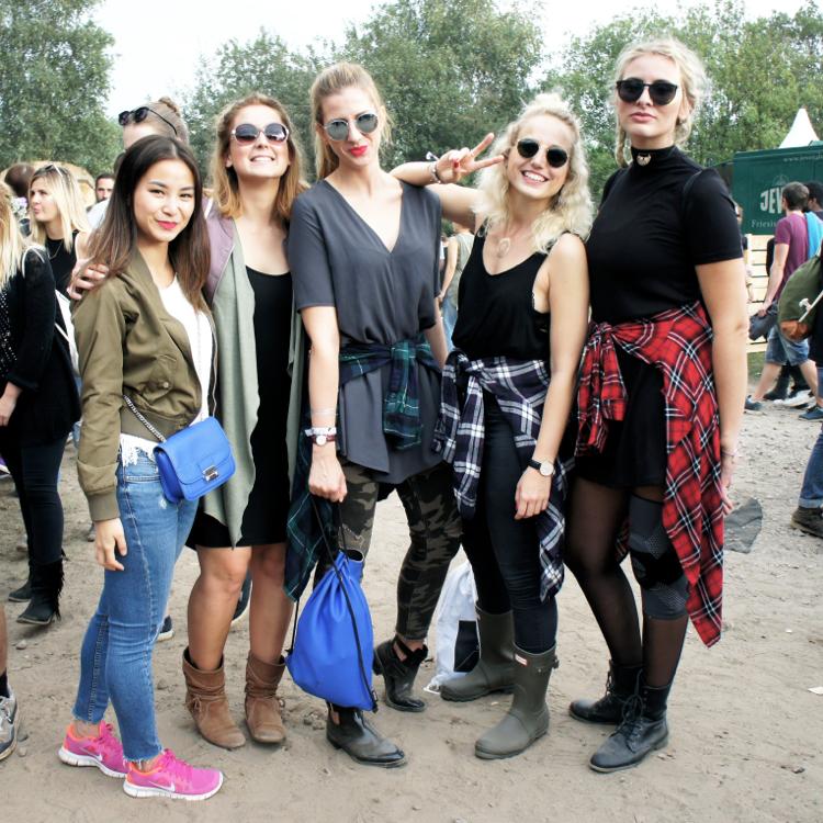Festivalgirls Dockville Festivaloutfits