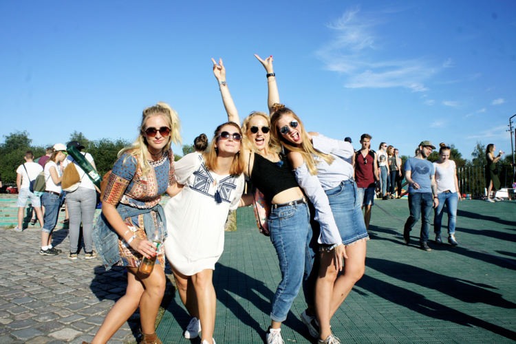 Festivalgirls Dockville Hamburg