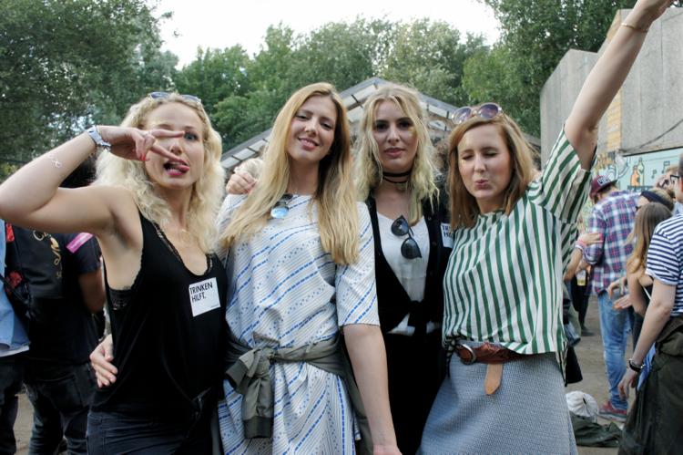 Festivalgirls