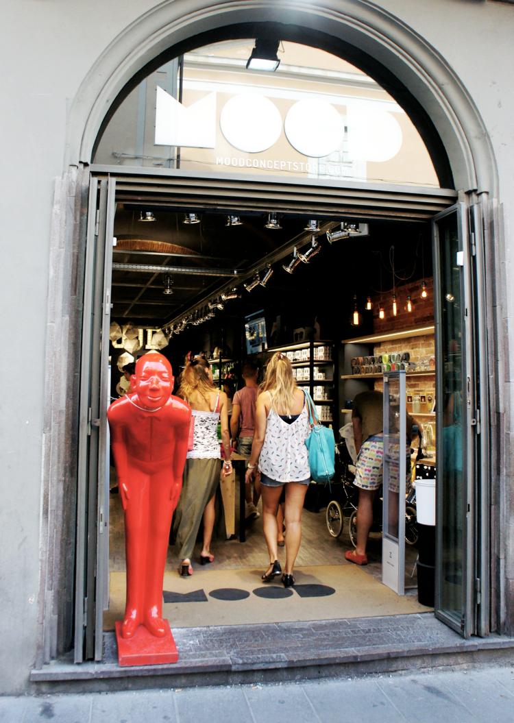 Pisa Shopping Tipps