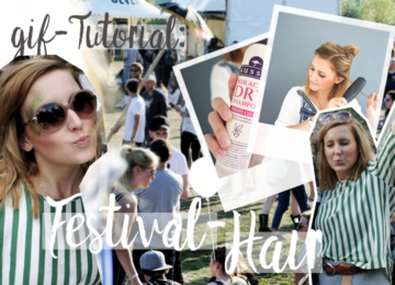 Festival Hair Tutorial