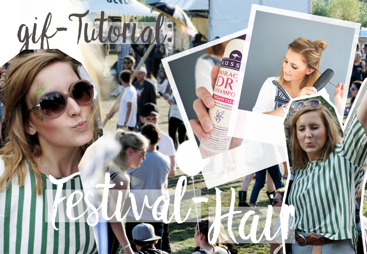 Festival Hair Tutorial
