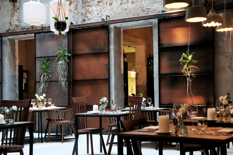 modernes-restaurant-florenz Foodguide
