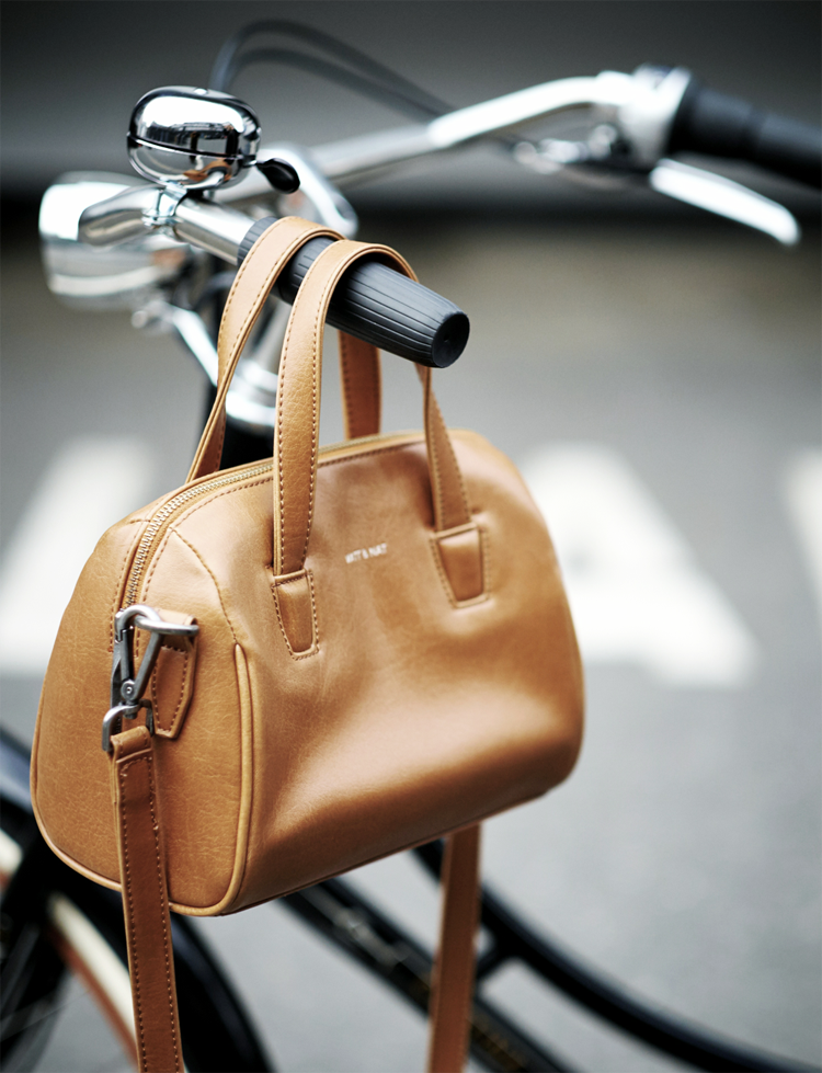 Streetstyle Handbag Bike Fashion Blogger