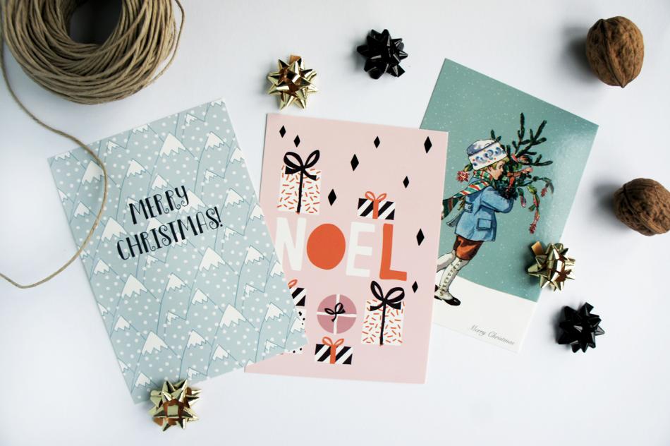 C\'est Lali - Die schönsten Weihnachtskarten 2016 gibt es bei...