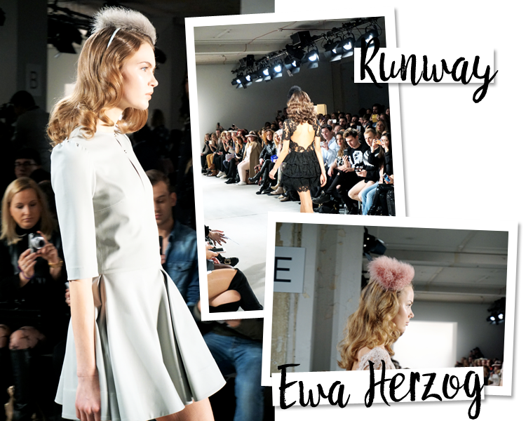 Ewa Herzog Fashion Week Berlin Januar 2017