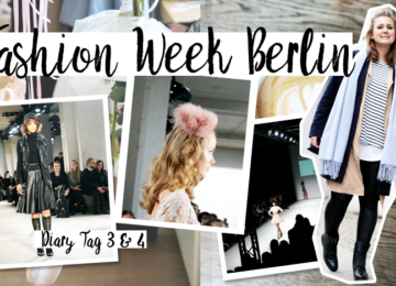 Fashion Week Berlin Diary Januar 2017 Blogger