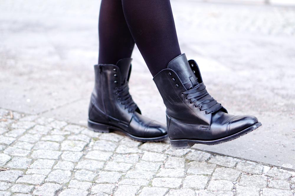 Shoepassion Boots Schwarz