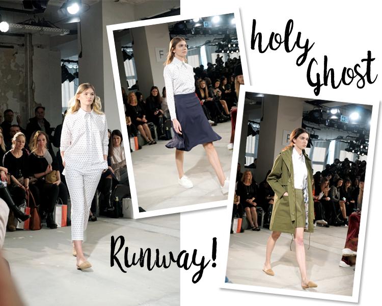 holyghost Fashionshow Berlin 2017