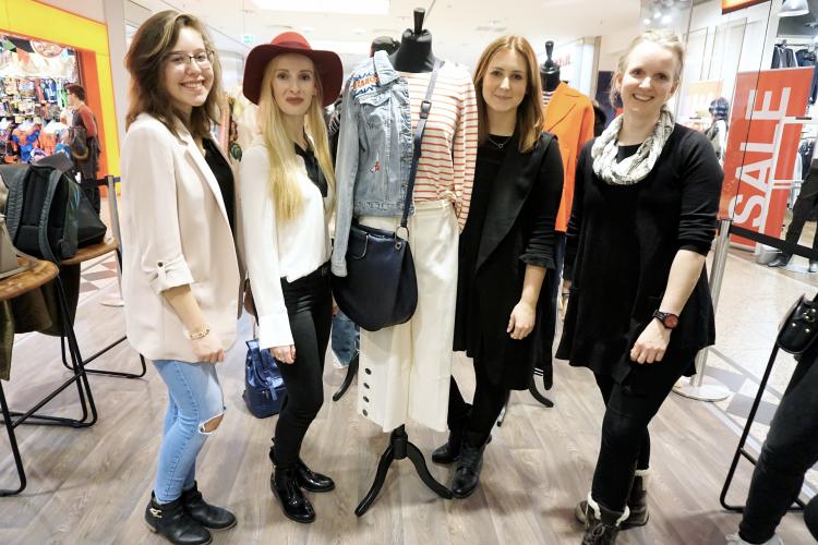 AEZ Bloggerin C'est Lali Fashion Challenge