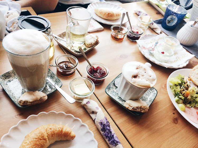 Frühstücken gehen Hannover Karlas Kaffee & Krams
