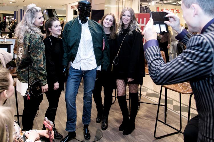 Modeblogger Hamburg AEZ
