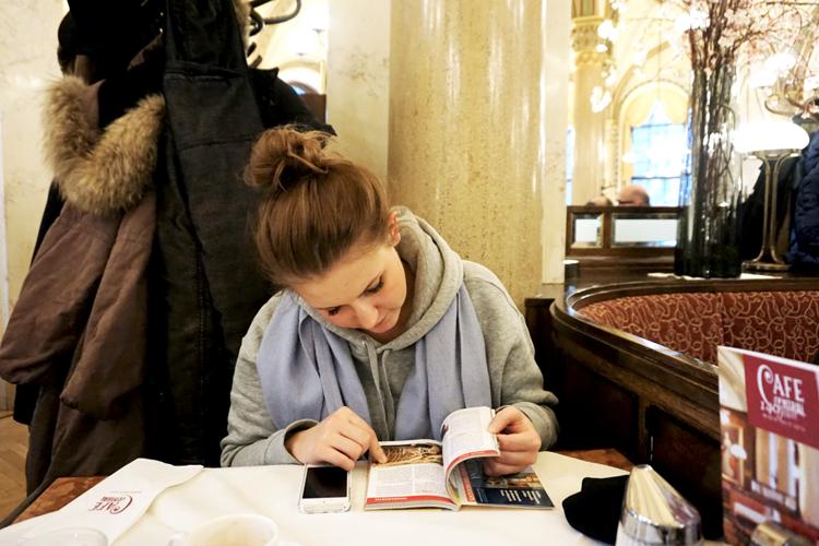 Wien Sightseeing Blogger