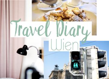 Wien Travel Diary Blogger