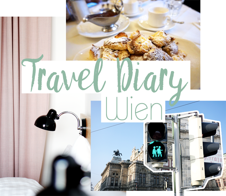 Wien Travel Diary Blogger