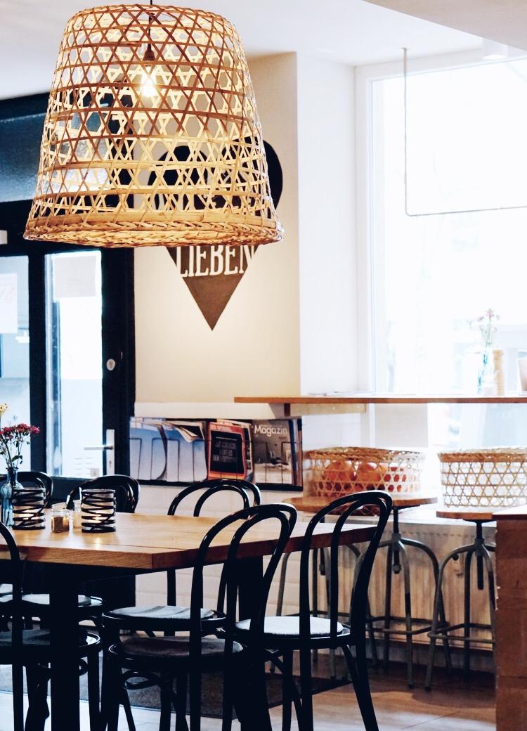 Hamburg Hoheluft Café