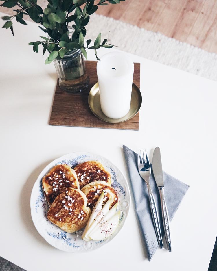 Pancakes Blogger