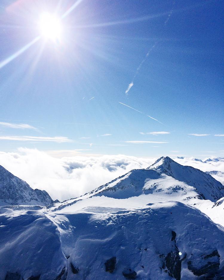 Skiurlaub Stubaital