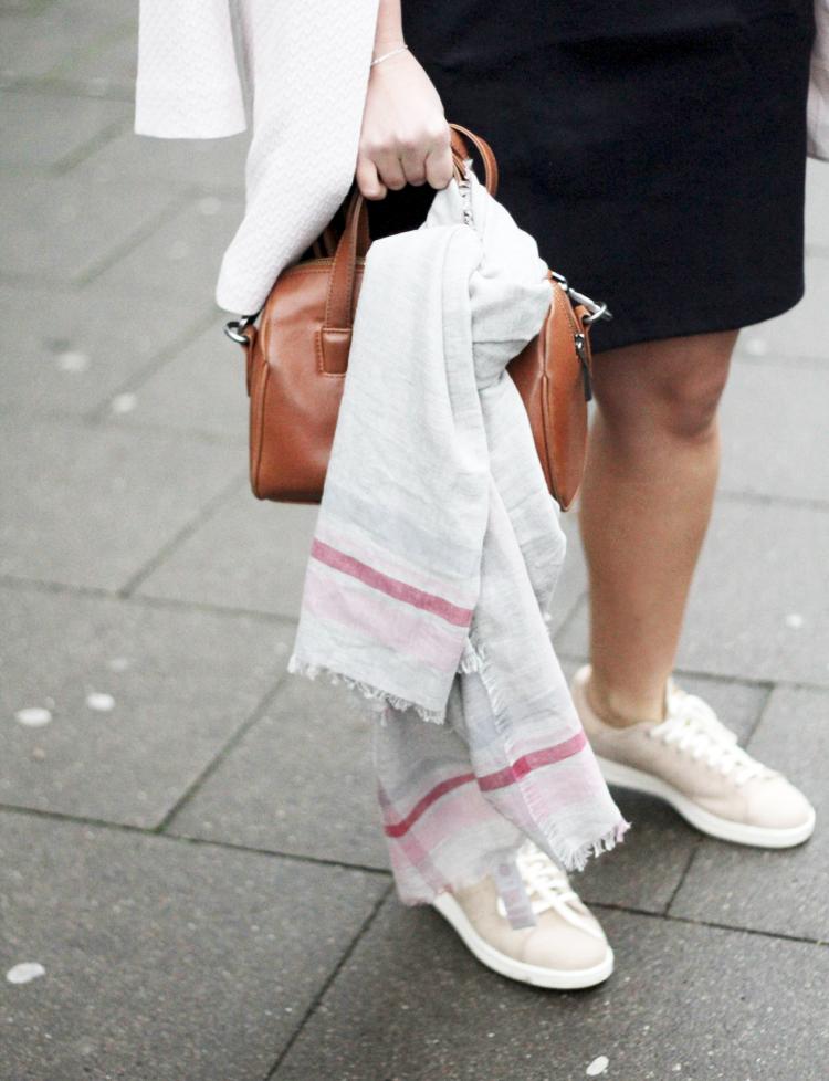 Tchibo nachhaltige Mode Schal