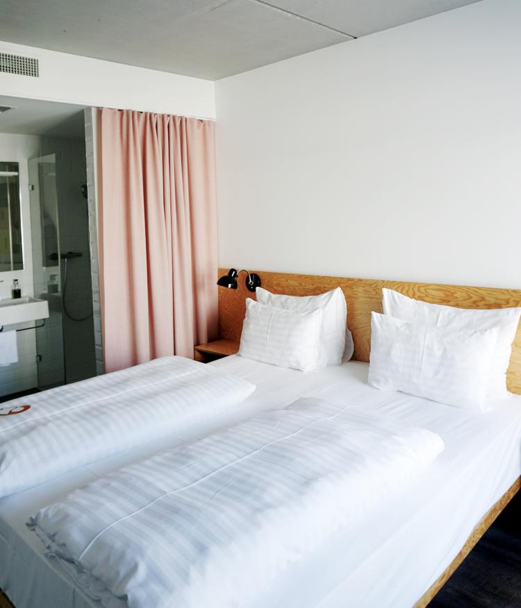 Wien Übernachten modernes Hotel