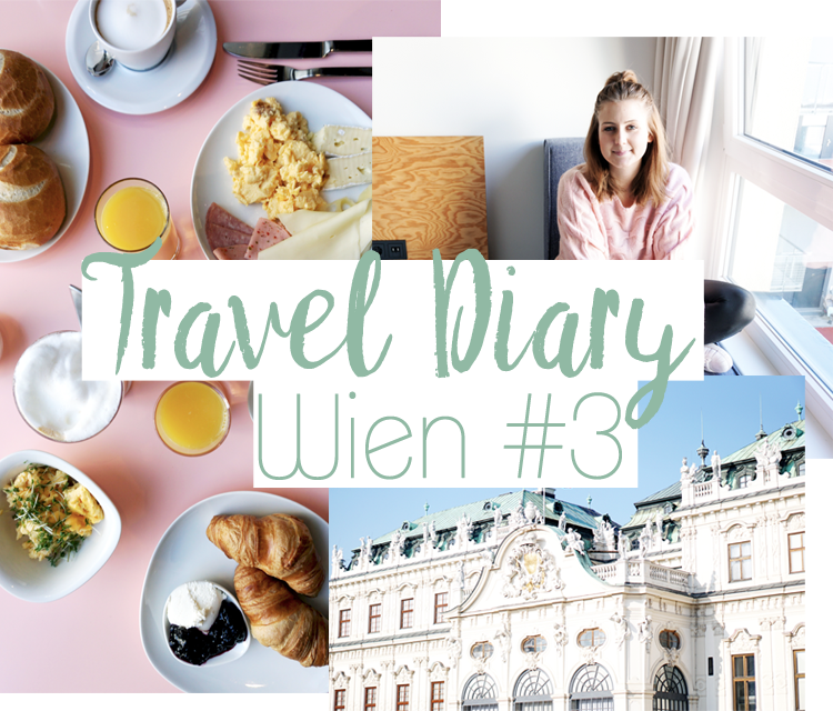 Sightseeing in Wien Travel Diary Blogger #3