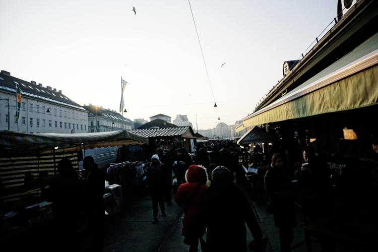 Wien Travel Diary Naschmarkt