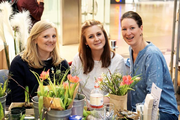 AEZ DIY Bloggercafé Hafenmädchen