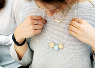 Fashion DIY Kette