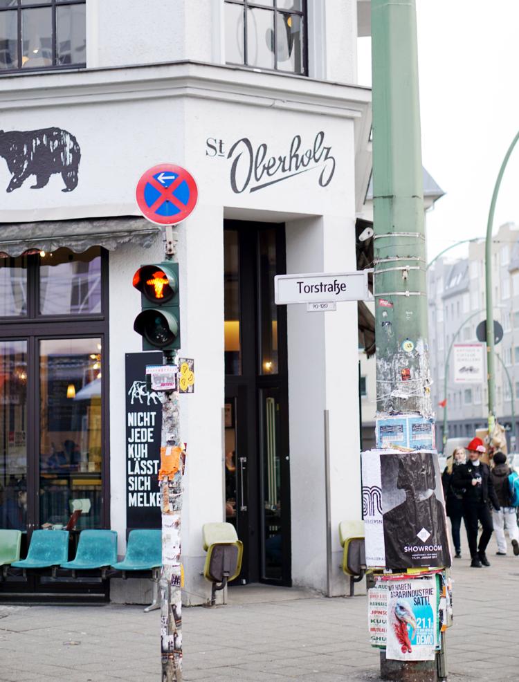St.Oberholz Berlin Café Torstraße