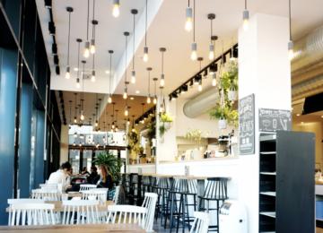 skandinavisches Café Berlin Mitte