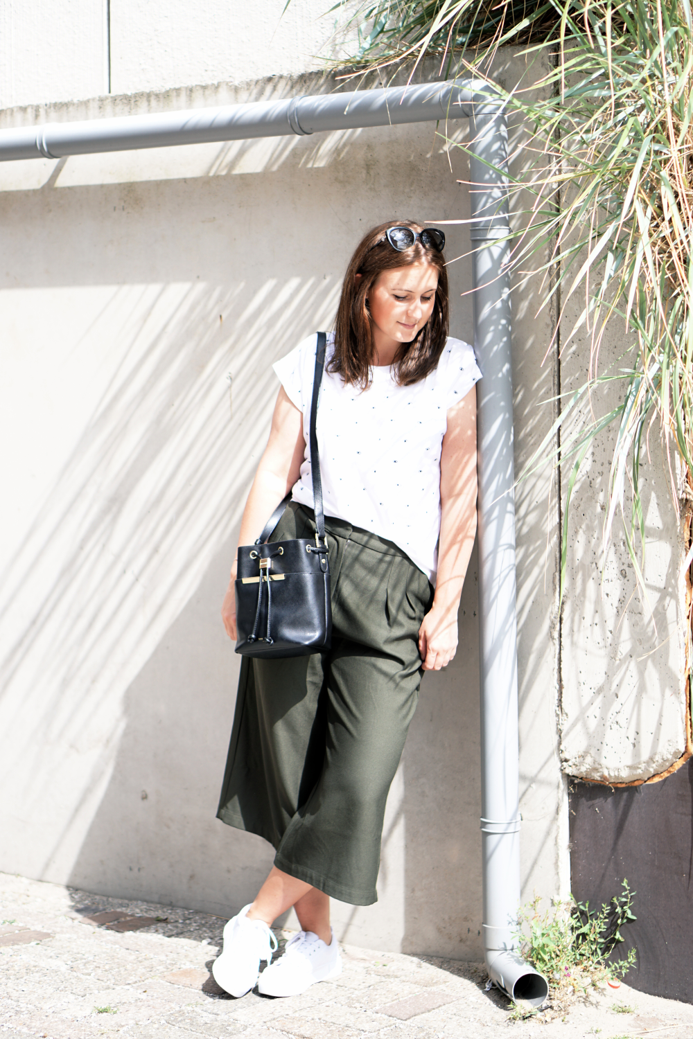 Sommeroutfit Culottes