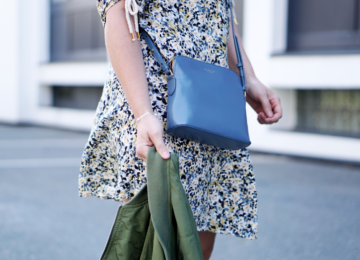 Summer Streetstyle Details Dress