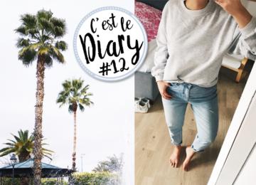 C'est le Diary #12