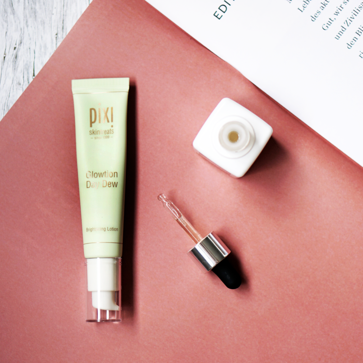 Highlighter Lotion im Test pixi