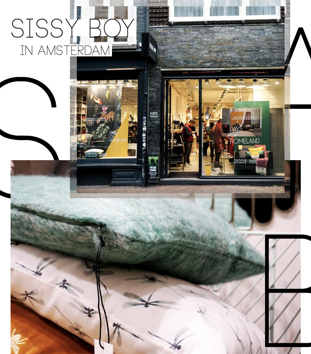Sissy Boy Interiorshop Amsterdam