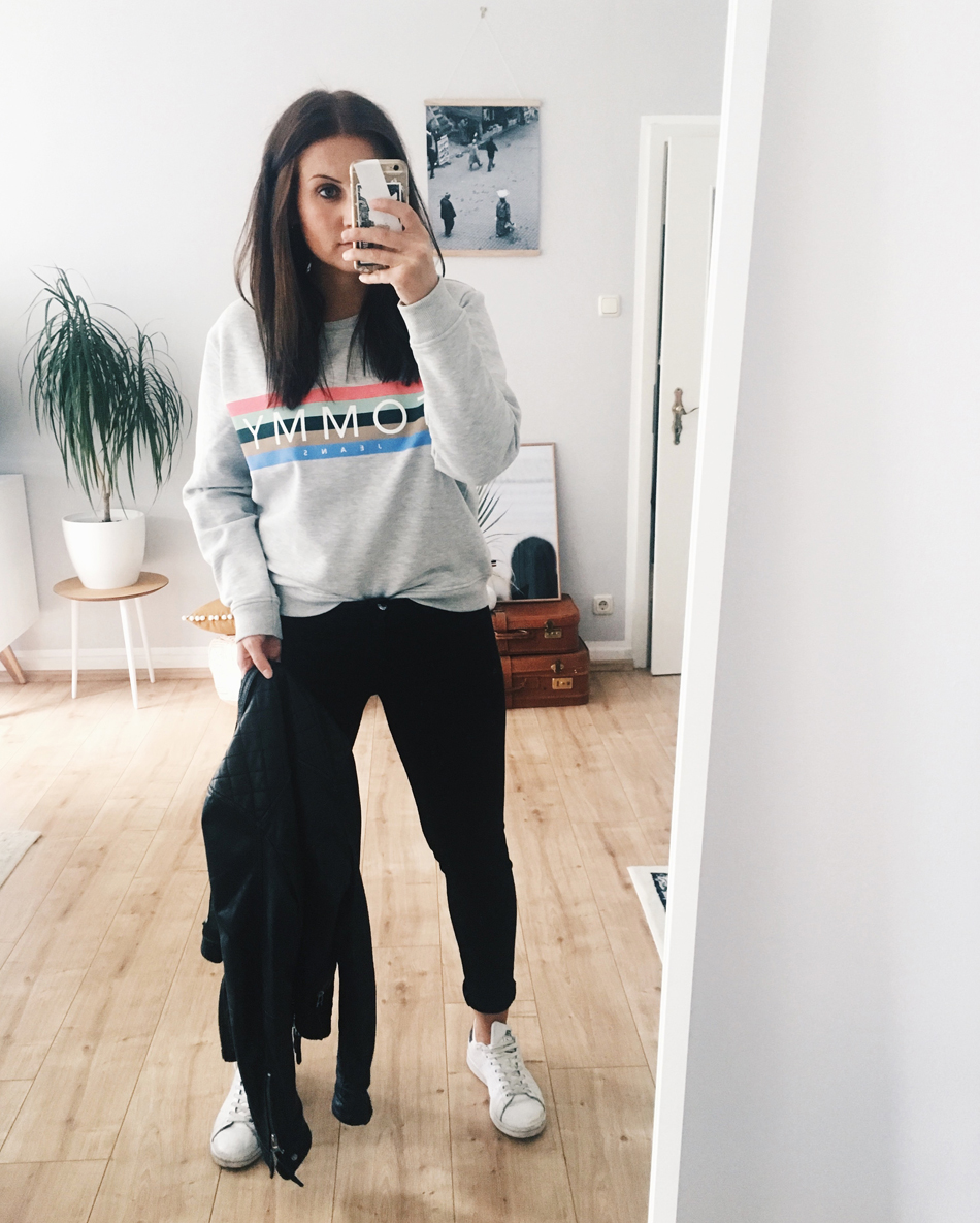 Outfit Tommy Hilfiger Pullover