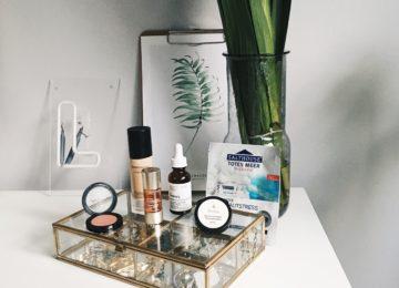 Beauty Favourites 2018 Claris bareminerals MakeUp Neurodermitis