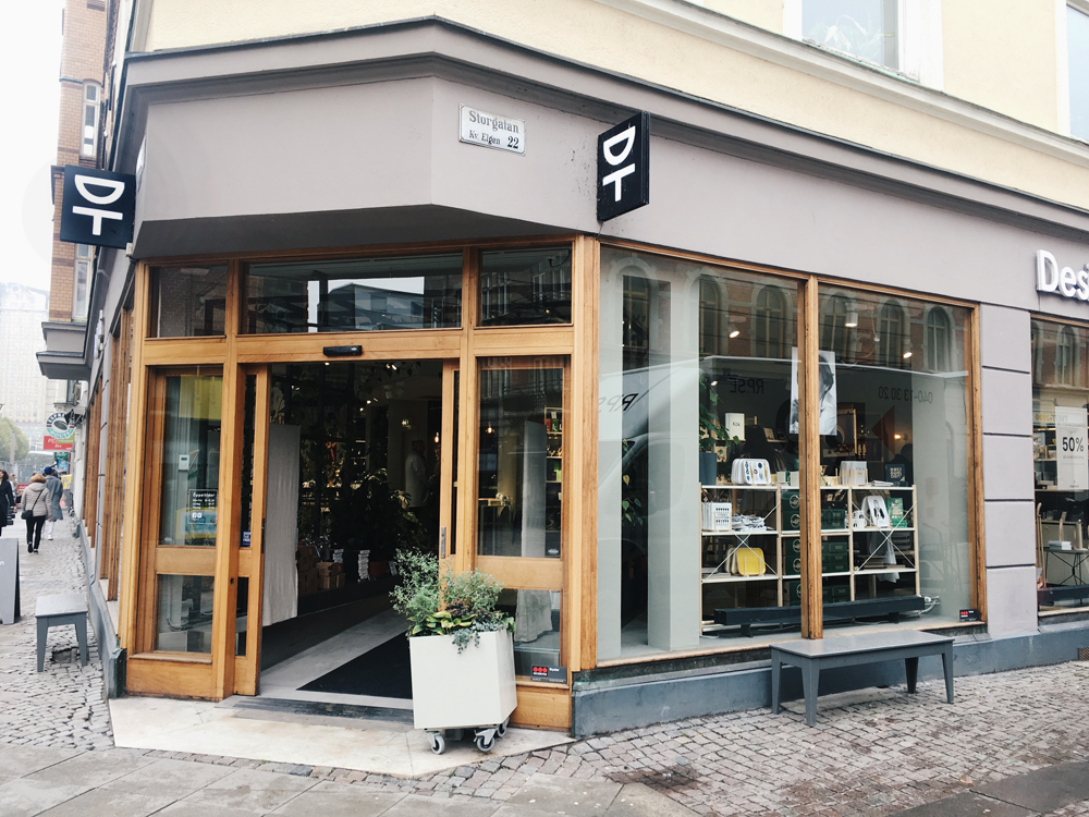 Malmö Interior Shopping Designtorget