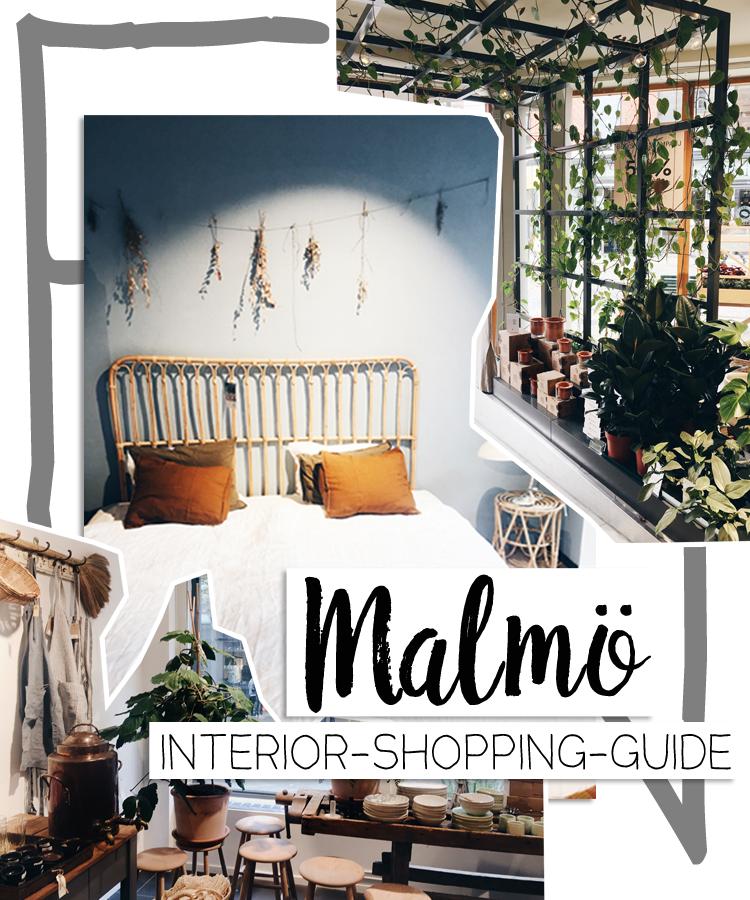 malmö shopping guide