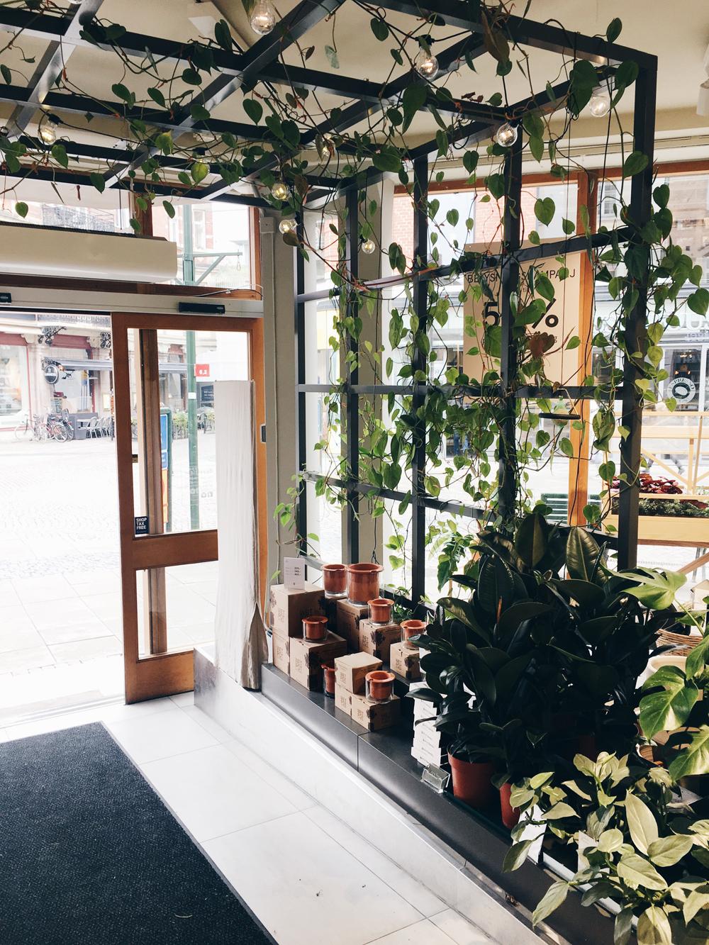 Malmö Interior Shopping