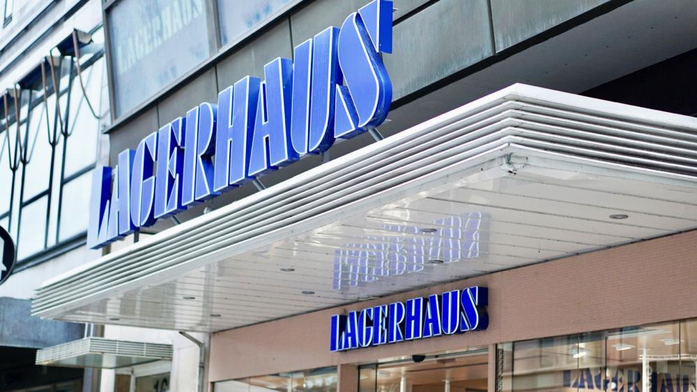Schweden Interior Shopping Lagerhaus