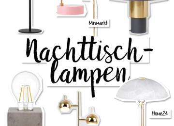 Nachttischlampen Onlineshopping