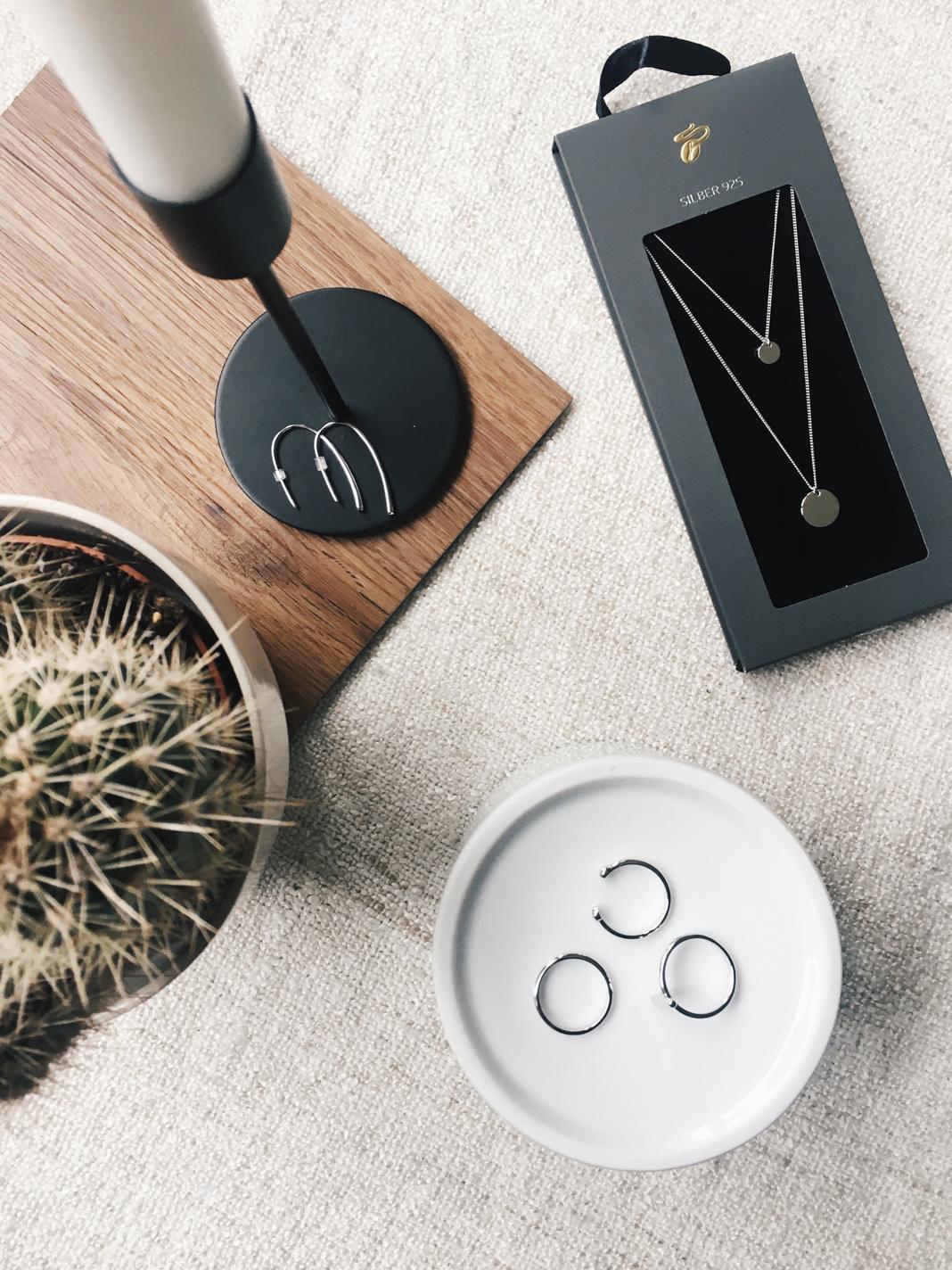 Silberschmuck minimalistisch günstig