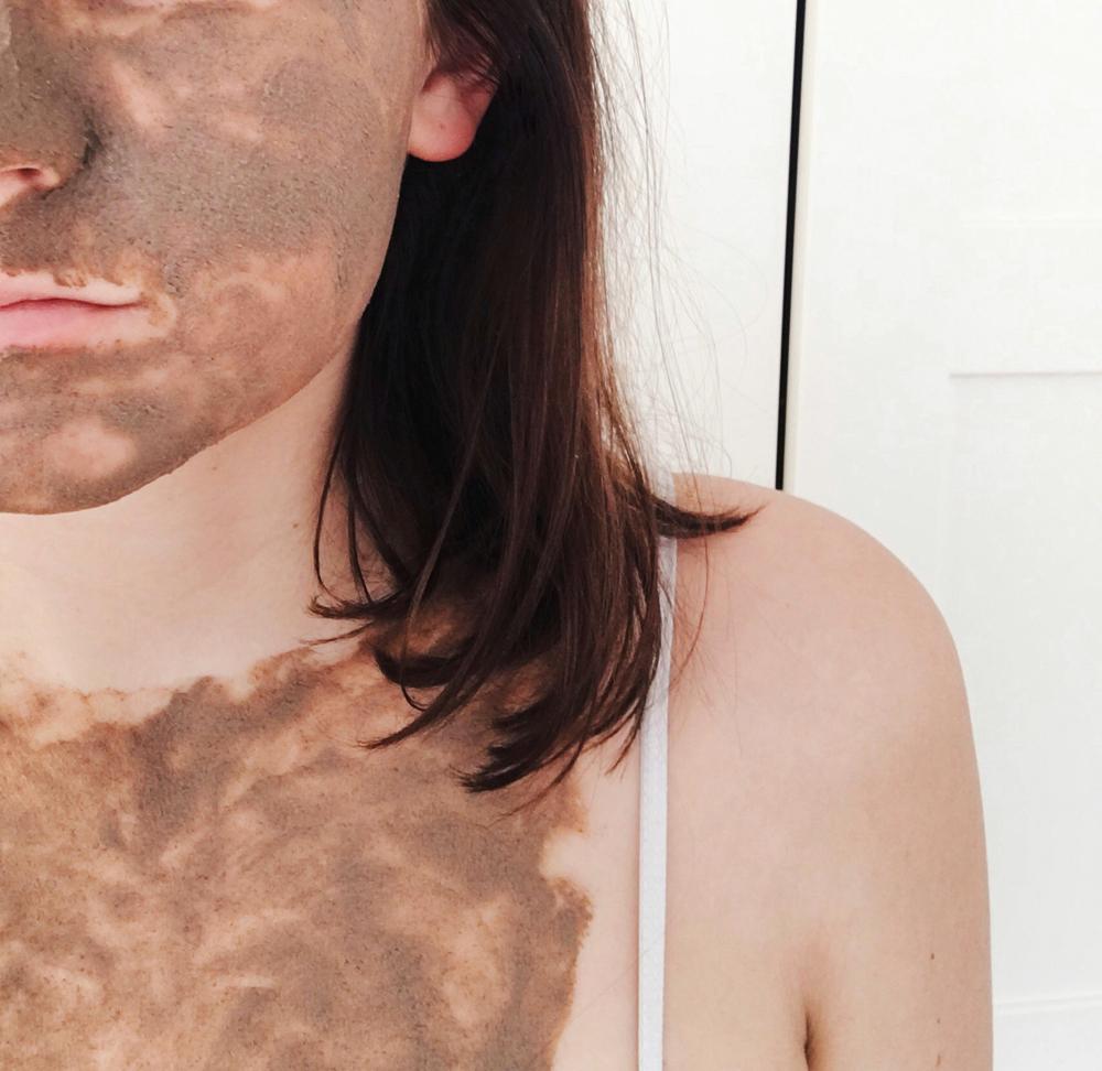 Hej Organic Tonerde Ghassoul Gesichtsmaske im Test Blog