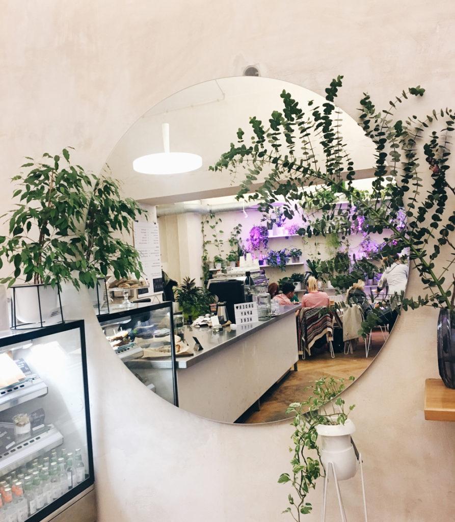 Hipster-Cafés in Prag Prag 1 Florenc